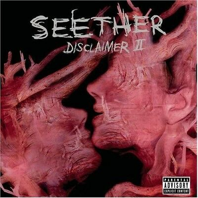 Seether - DISCLAIMER II [New CD] Explicit, Bonus DVD, Deluxe Edition