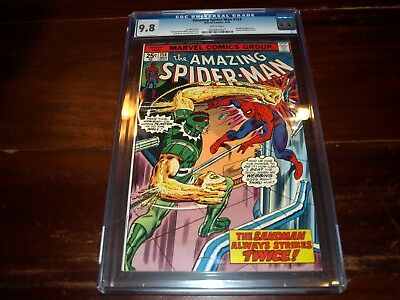 Marvel Amazing Spider Man 154 Cgc 9.8