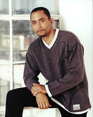 BABYLON 5 Dr Franklin RICHARD BIGGS signed photo!
