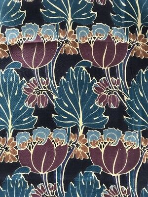 Liberty Of London Tulips Vintage Scarf Harrods New in Original Package