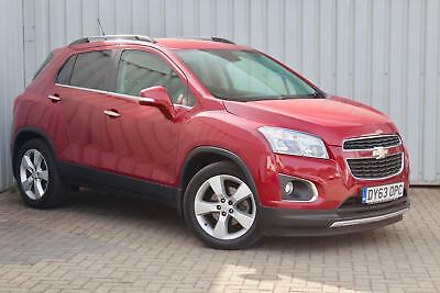 Chevrolet Trax 1.6 ( 115ps ) ( s/s ) 2013MY LT ONLY 18,000 MILES