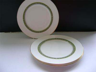 "Lovely Set of 4 x Dinner Plates in ""Rondelay"" Design by Royal Doulton."