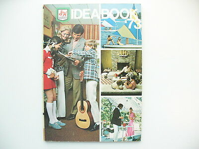 1973 S & H Green Stamps Idea book Catalog 70s luggage kitchen clothes toys camp