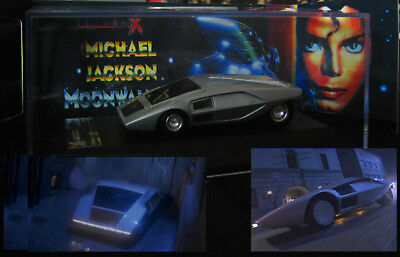 Michael Jackson MOONWALKER Car in 1/43