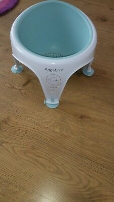 Softseat Angelcare by Vertbaudet Bath Support Seat - white/blue