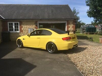 Bmw M3 With G-Power Supercharger 630 Bhp