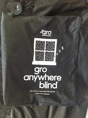 Gro Anywhere Travel Blackout Blind - The Grow Company