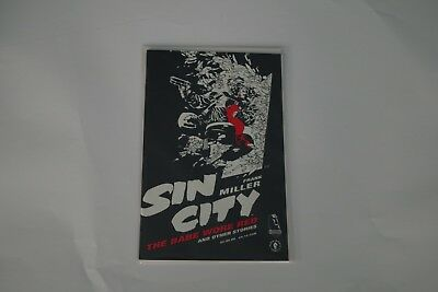 Sin City: The Babe Wore Red and Other Stories (1994)  Frank Miller Dark Horse