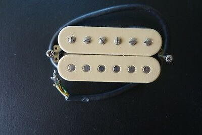 Schaller Humbucker  Goldene 50 Bridge Pickup Cream