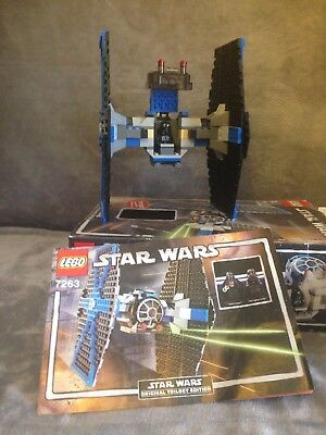 Lego Star Wars 7263 The Fighter