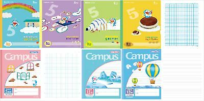new DORAEMON notebook SHOWA NOTE Official Stationery 7 set JAPAN F/S