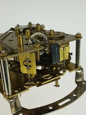 Floating Balance Smiths Enfield Westminster Chime Clock Movement Spares