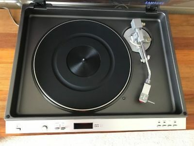 SHARP Optonica RP-5100 mit Audio-Technica-System