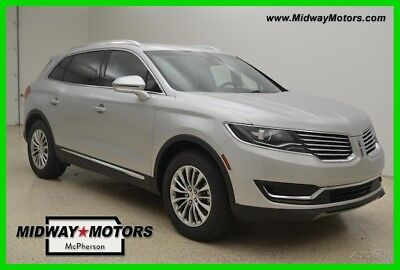 Lincoln MKX Select 2018 Select New 3.7L V6 24V Automatic FWD SUV
