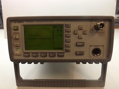 Agilent E4418B Single Channel Power Meter in good condition