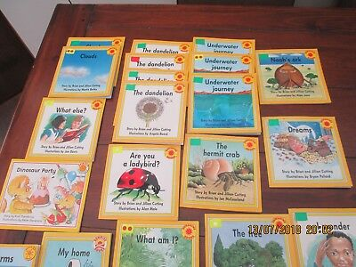 20 early reading books by spirals starters