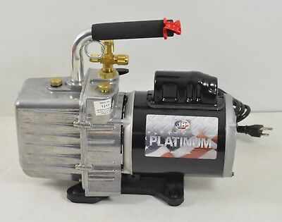 JB Industries Platinum Premium Vacuum Pump H93-022 DV-142N BRAND NEW