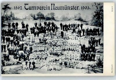 50925035 - Zuerich Turnverein Neumuenster 1903 Turnfest