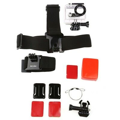 Original Dazzne KT-108 Action Camera Boating Surfing Accessory Kit for GoPro