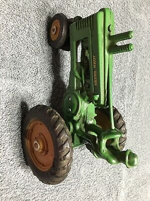 Diecast Farm Tractor John Deere 1:16 Scale With Driver