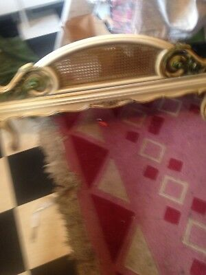Vintage Single Bed French