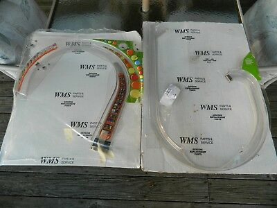 Williams Arcade Pinball Machine HURRICANE NOS Top Ramp USED Bottom Ramp
