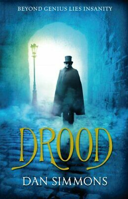 Drood by Simmons, Dan Paperback Book The Cheap Fast Free Post
