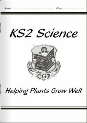 KS2 National Curriculum Science - Helping Plants Grow ... by CGP Books Paperback