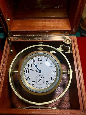 Illinois Marine Chronometer