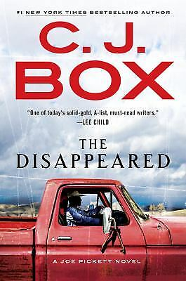 The Disappeared  (ExLib) by C. J. Box
