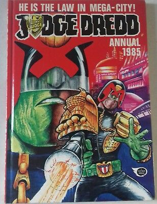 Judge Dredd annual 1985