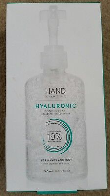 HAND CHEMISTRY Hyaluronic Concentrate for Hands & Body - 240ml