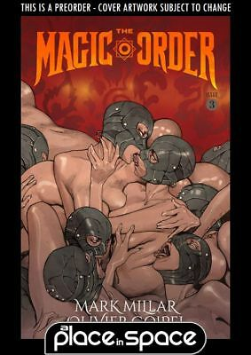 (Wk33) The Magic Order #3A - Preorder 15Th Aug