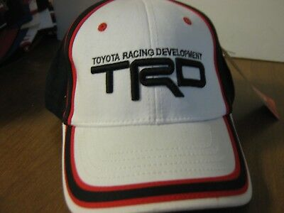 TOYOTA TRD  HAT New With Tag Unworn