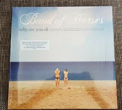 Band of Horses - why are you ok? - Vinyl / LP