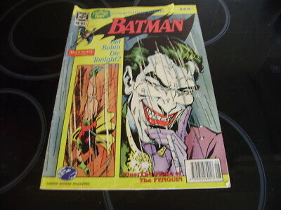 Batman Monthly Issue #26