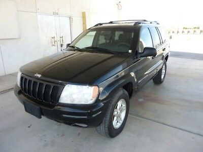 2000 Jeep Cherokee  2000 JEEP CHEROKEE LIMITED 4 X 4 ONE OWNER JUST 100000 MILES CALIFORNIA CAR XINT