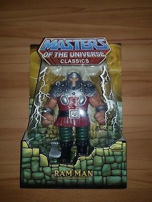 Masters of the Universe Classics Ram Man Ovp MOC