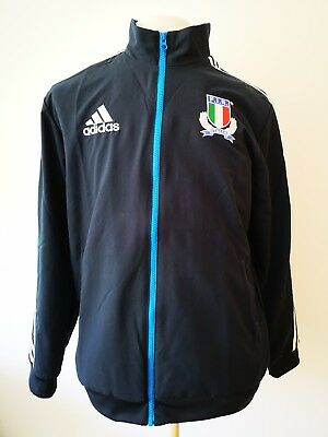 Italy Rugby Tracksuit by Adidas