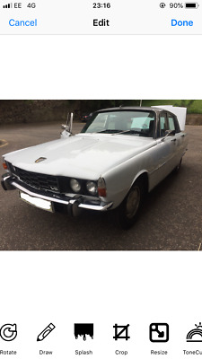 Rover p6 3.5 V8 automatic