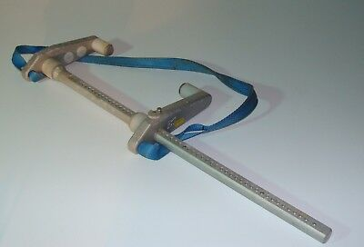 Rollclamp Dover Clamp H and I Beam Anchor Large 120mm - 640mm