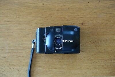 Olympus XA 35mm Rangefinder Film Camera