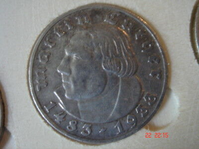 5 Mark Luther 1933 G J. 353