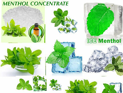 EXTRA STRONG e liquid Flavour Menthol Flavour Concentrate mint fresh stock 0MG