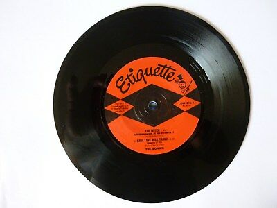 """Sonics - The Witch EP (Big Beat, 7"""")"""