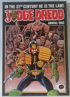Judge Dredd annual 1983