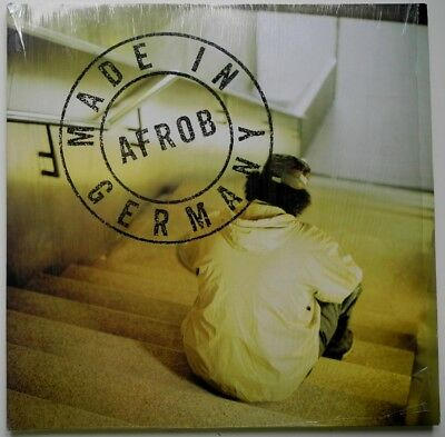 2 x LP DE**AFROB - MADE IN GERMANY (FOUR MUSIC '01 / GATEFOLD COVER)**29814