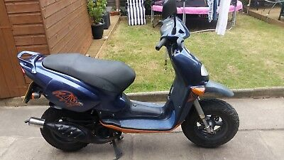 APRILIA RALLY 50 learner legal 16 year old moped