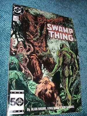 Swamp Thing.dc Comics.issue 47.1986.alan Moore.