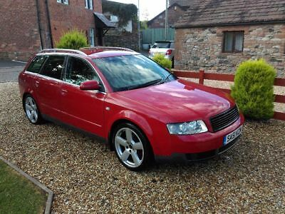 2001 Audi A4 1.9 Tdi Se Avant Estate Car With Only 102,000 Miles